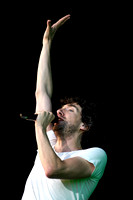 Snow Patrol plays V Festival