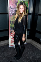 ACTRESS SHARNI VINSON OF PATRICK ATTENDS FRIGHTFEST ALL-NIGHTER13 AT VUE WEST END, LONDON, UK ON 26/10/2013