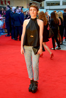 CHLOE HOWL ATTENDS UK PREMIERE OF WHAT IF AT ODEON WEST END, LEICESTER SQUARE, LONDON, UK ON 12/08/2014