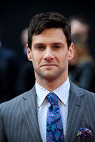 JUSTIN BARTHA ATTENDS EUROPEAN PREMIERE OF THE HANGOVER PART III AT EMPIRE LEICESTER SQUARE, LONDON, UK ON 22/05/2013