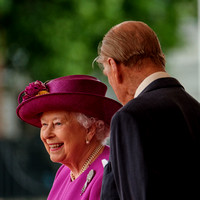 The Queen and The Duke of Edinburgh formally welcome His Majesty King Felipe VI of Spain