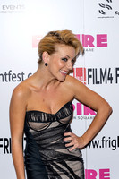 Sheridan Smith attends the World Premiere or Tower Block at Frightfest the 13th