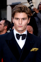 OLIVER CHESHIRE ATTENDS GQ MEN OF THE YEAR AWARDS AT ROYAL OPERA HOUSE, LONDON, UK ON 02/09/2014