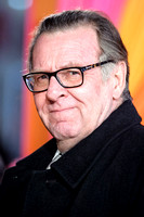 TOM WILKINSON ATTENDS THE ROYAL FILM PERFORMANCE: THE WORLD PREMIERE OF THE SECOND BEST EXOTIC MARIGOLD HOTEL AT ODEON LEICESTER SQUARE, LONDON, UK ON 17/02/2015