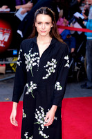 Stacy Martin arrives on the red carpet for the London Film Festival screening of {suppcat3}