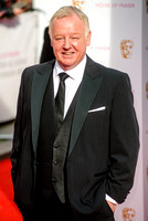 LES DENNIS ATTENDS HOUSE OF FRASER BRITISH ACADEMY TELEVISION AWARDS 2015 AT THEATRE ROYAL, DRURY LANE, LONDON, UK ON 10/05/2015