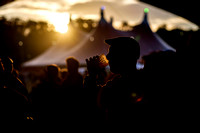 ATMOSPHERE AT WOMAD FESTIVAL ON 25/07/2015