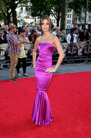 Jo Hartley attends the World Premiere of Ill Manors