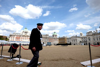 VETERANS ATTENDS  THE NATIONAL COMMEMORATION AND DRUMHEAD SERVICE  AT HORSE GUARDS PARADE, LONDON, UK ON 15/08/2015