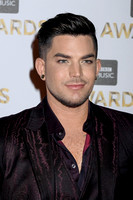 ADAM LAMBERT ATTENDS BBC MUSIC AWARDS AT EXCEL LONDON, ,  ON 12/12/2016