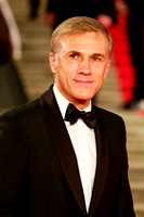 CHRISTOPH WALZ ATTENDS THE CBTF ROYAL FILM PERFORMANCE 2015: THE WORLD PREMIERE OF SPECTRE AT ROYAL ALBERT HALL, LONDON, UK ON 26/10/2015