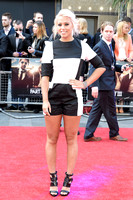 AMELIA LILLIY  ATTENDS EUROPEAN PREMIERE OF THE HANGOVER PART III AT EMPIRE LEICESTER SQUARE, LONDON, UK ON 22/05/2013