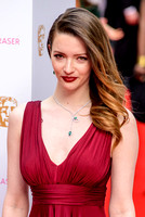 TALULAH RILEY ATTENDS HOUSE OF FRASER BRITISH ACADEMY TELEVISION AWARDS 2015 AT THEATRE ROYAL, DRURY LANE, LONDON, UK ON 10/05/2015