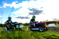 12 Hour BLMRA Lawn Mower Race at Five Oaks Billingshurst , West Sussex on Saturday August 12th