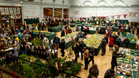 General View of the RHS London Harvest Festival Show