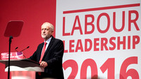 JEREMY CORBYN, LABOUR PARTY LEADER