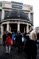 The inaugural David Bowie Musical Walking Tour of Brixton