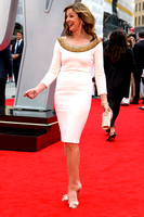 ALLISON JANNEY ATTENDS EUROPEAN PREMIERE OF SPY AT ODEON LEICESTER SQUARE, LONDON, UK ON 27/05/2015